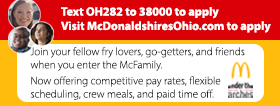 Let McDonald's help you figure out the next step in your educational journey.